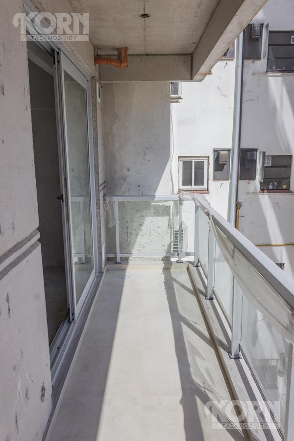 venta departamento de 1 ambiente en edificio a estrenar en recoleta