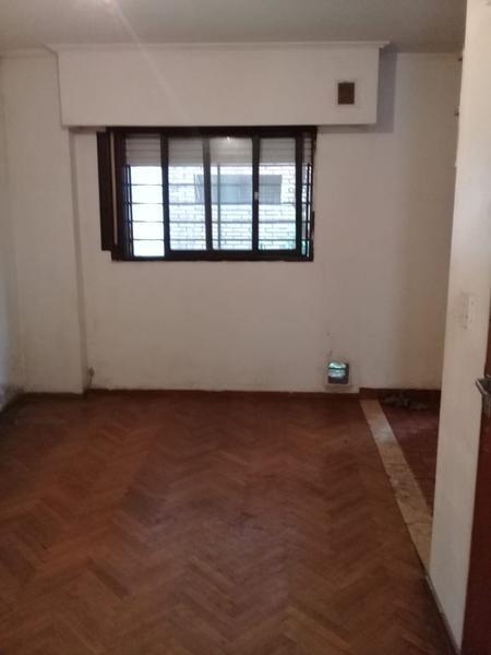 venta departamento de 1 dormitorio en planta baja con patio
