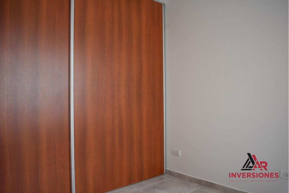 venta departamento de 1 dormitorio - pleno centro - a estrenar!!!