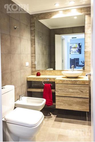 venta departamento de 2 ambientes con balcon en boedo - en construccion