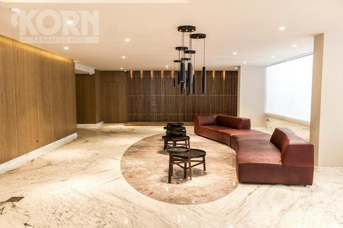venta departamento de 2 ambientes con cochera en belgrano - a estrenar