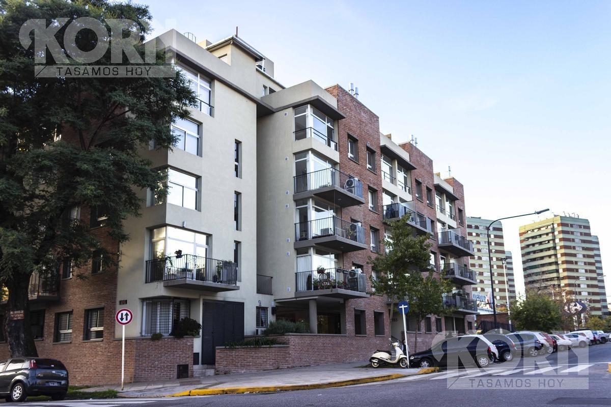 venta departamento de 2 ambientes con patio / jardin - a estrenar en villa urquiza