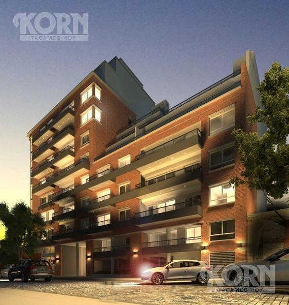 venta departamento de 2 ambientes en construcción en saavedra
