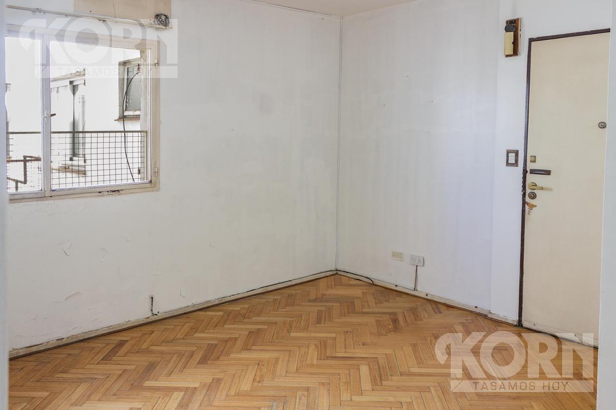 venta departamento de 3 ambientes apto profesional en barrio norte / parque las heras