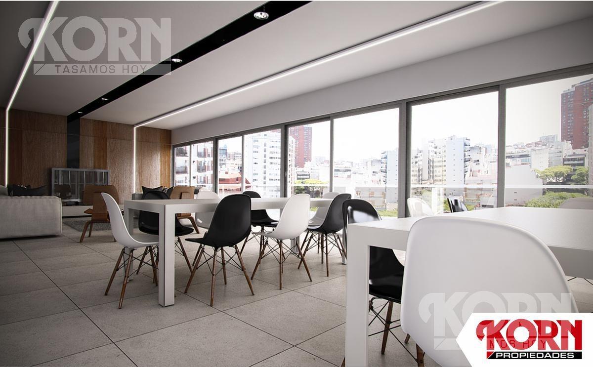 venta departamento de 3 ambientes apto profesional en caballito - en pozo