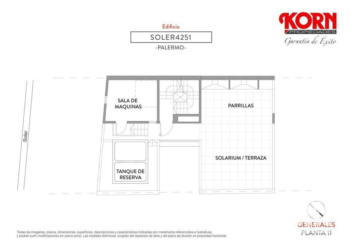 venta departamento de 3 ambientes con balcon - en construccion