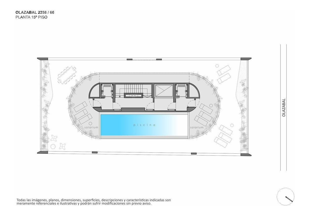 venta departamento de 3 ambientes en edificio torre belgrano con balcon terraza - en construccion
