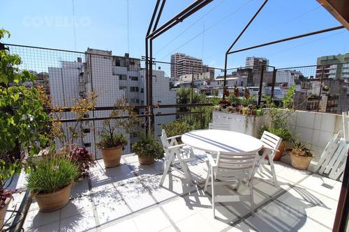 venta departamento de 6 ambientes con cochera