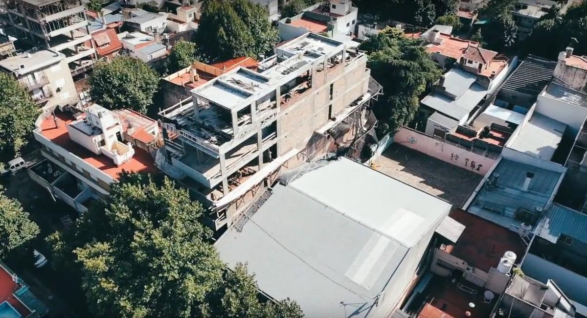 venta departamento de diseño villa saenz peña