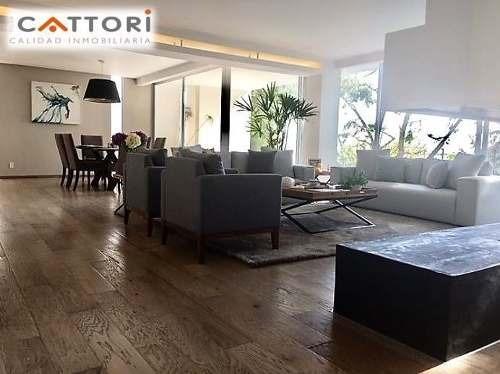 venta departamento de lujo en san jerónimo con jardín privado de 160 m2