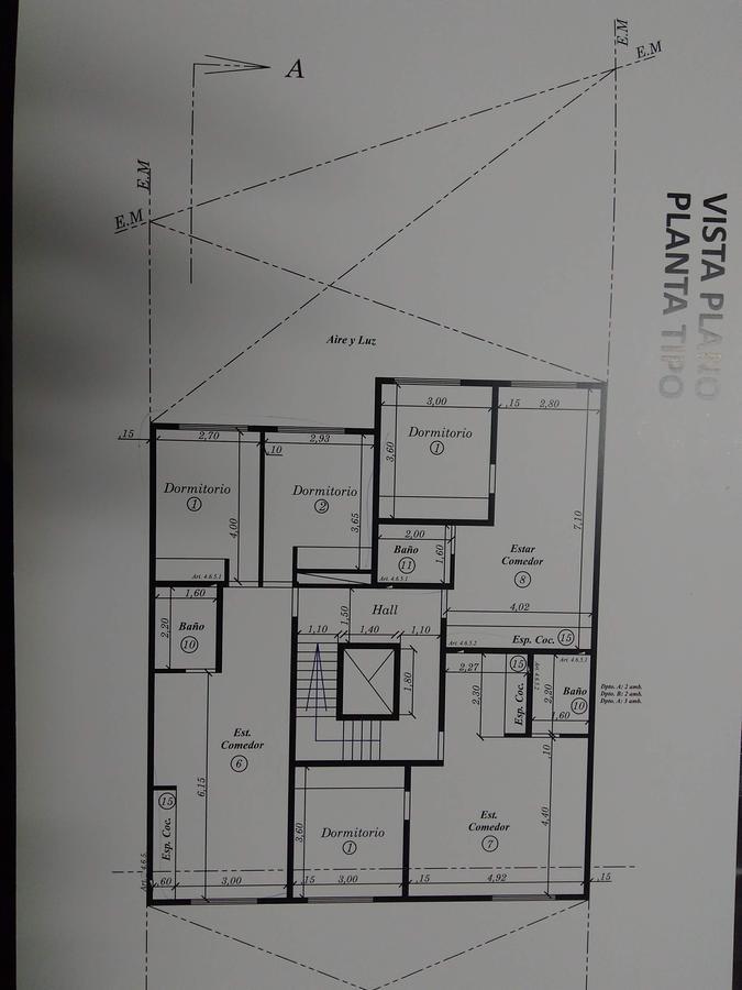 venta, departamento, de pozo - villa bosch