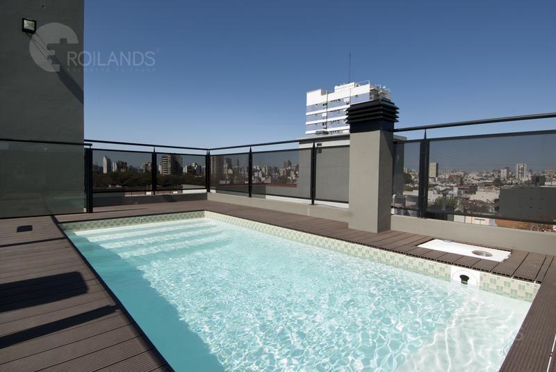 venta departamento duplex 3 ambientes con balcón y parrilla saavedra