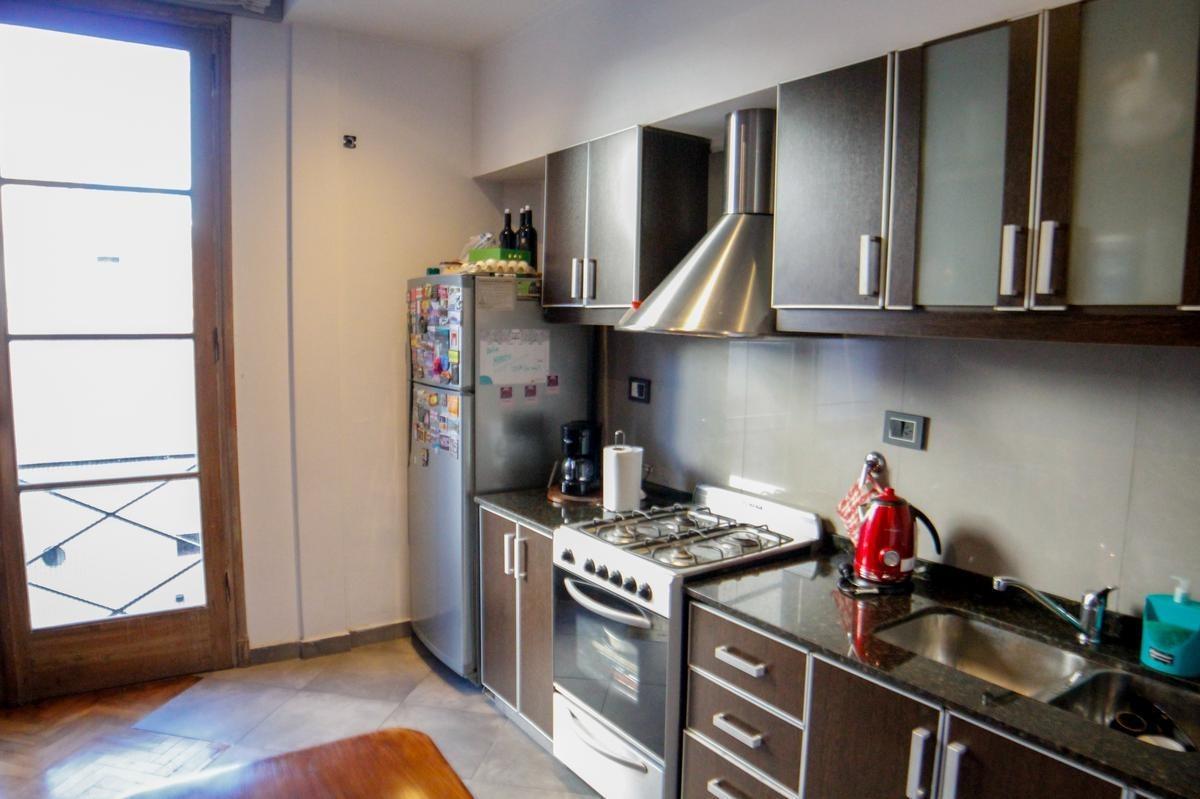 venta departamento duplex en monserrat
