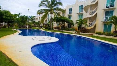 venta departamento en marina diamante, en acapulco