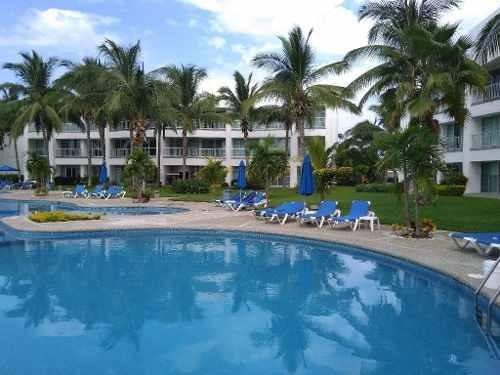 venta departamento en mayan lakes en acapulco