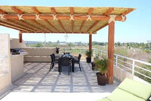 venta departamento en sisol diamante, con roof garden