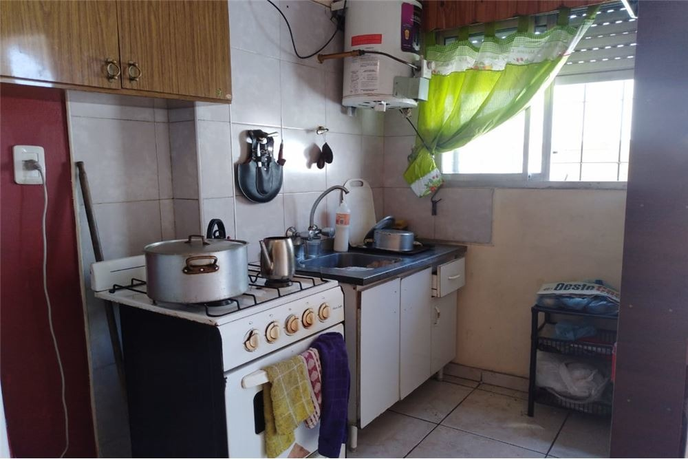venta departamento frente 2 ambientes san justo