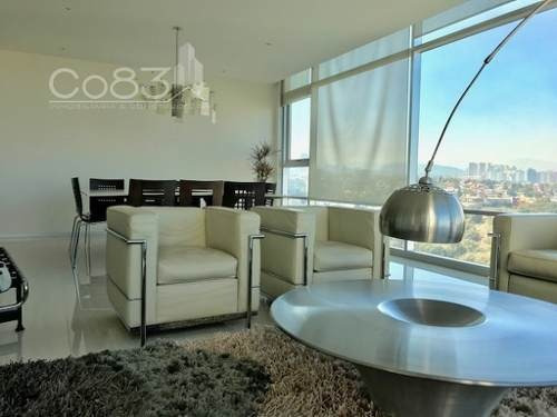 venta - departamento - lomas de chamizal - 293m2 - $14,000,000