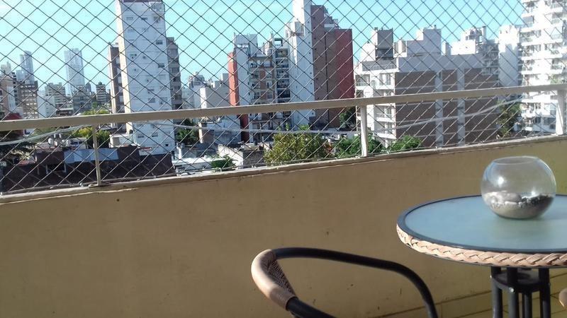 venta departamento macrocentro rosario con balcón