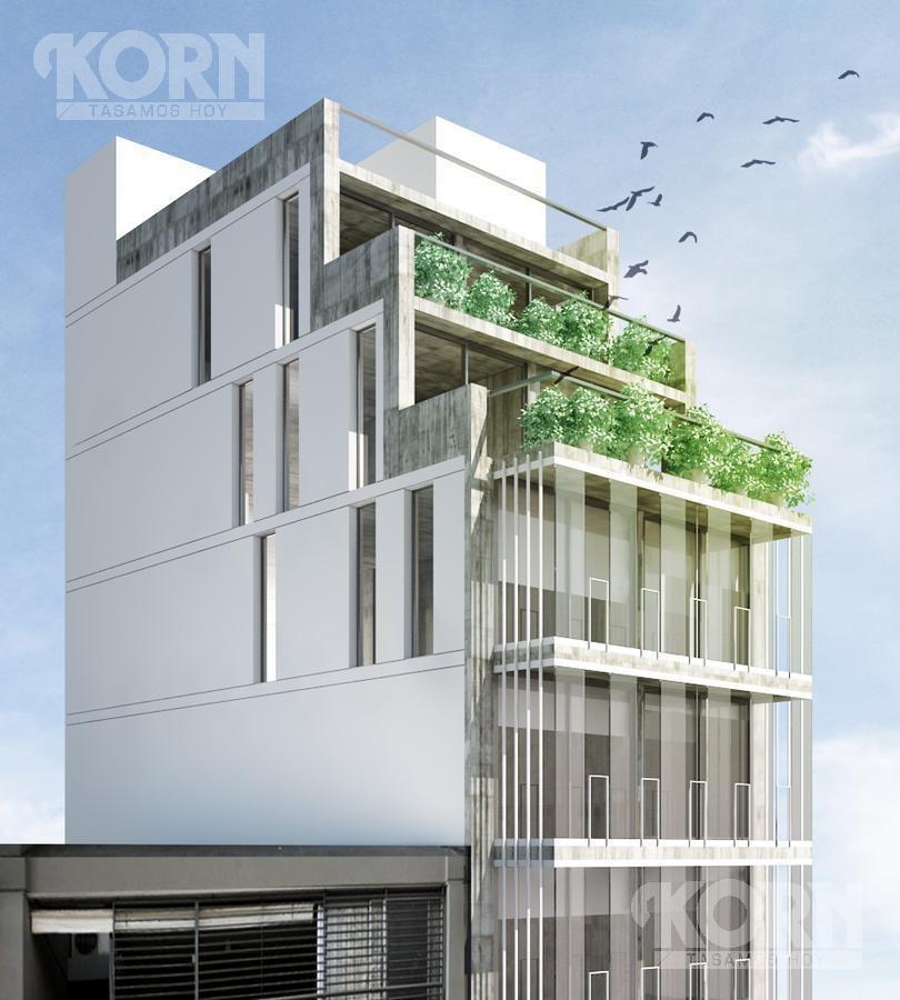 venta departamento / piso de 2 ambientes con balcon terraza en coghlan - pre-lanzamiento