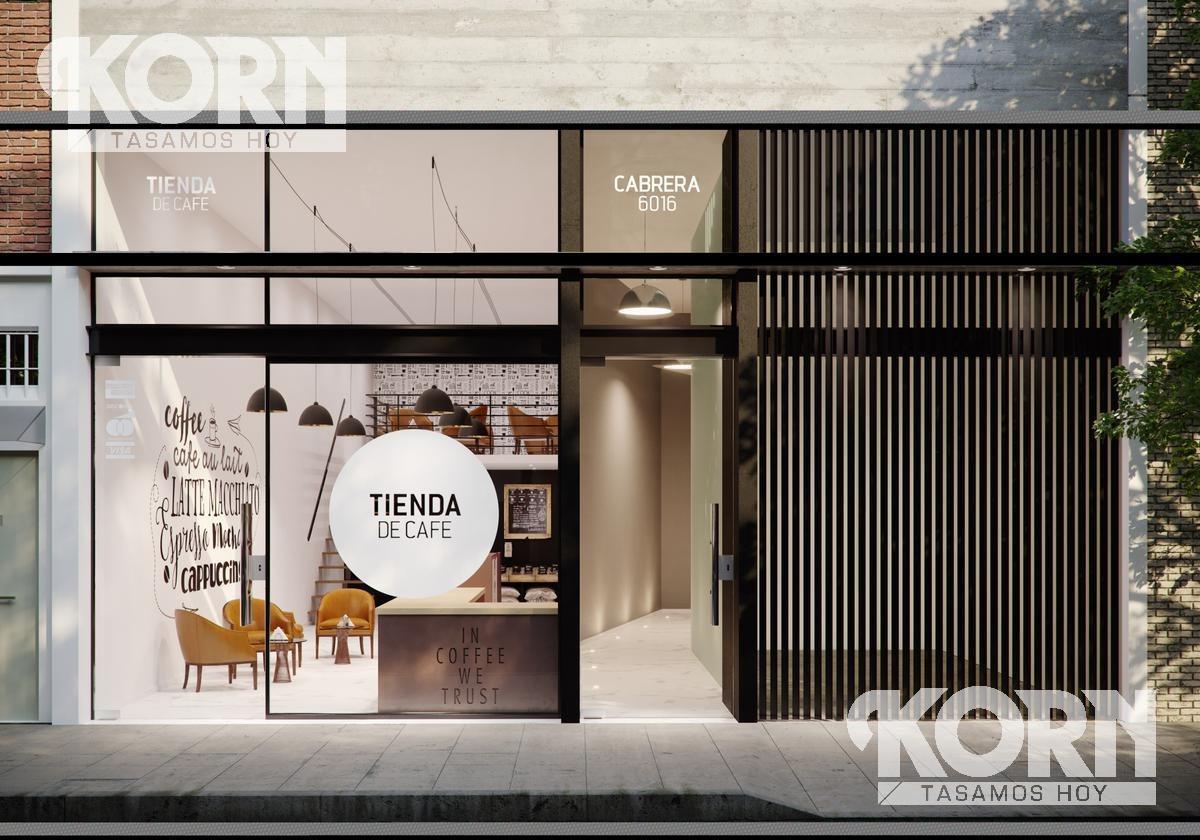 venta departamento piso de 4 ambientes con balcon terraza en palermo hollywood