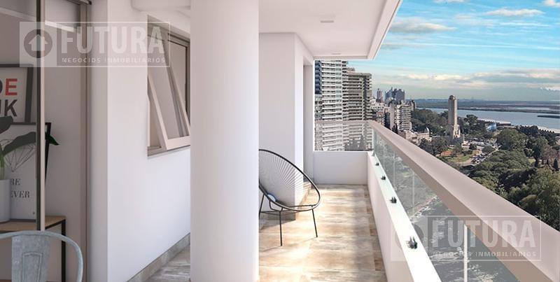 venta departamento piso exclusivo 3 dormitorios - frente al río - scuba 45- barrio martin rosario