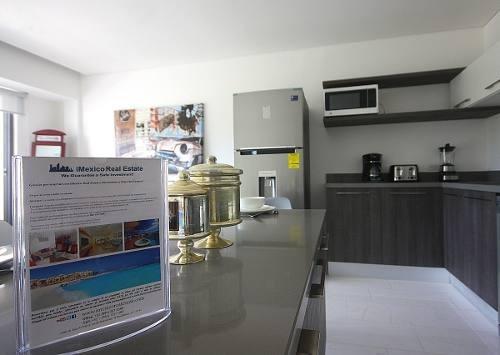 venta departamento playa del carmen seminuevo ubicado lujo