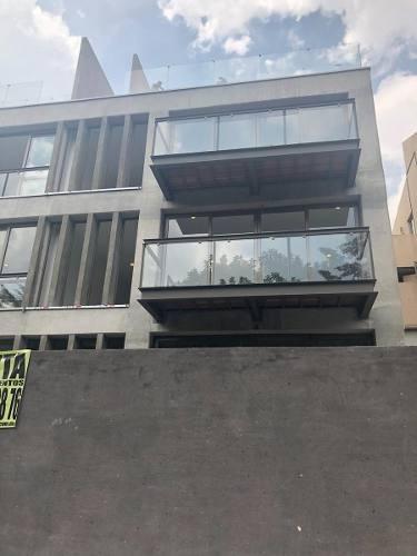 venta departamento -polanco- calle solon- terraza -estrene!