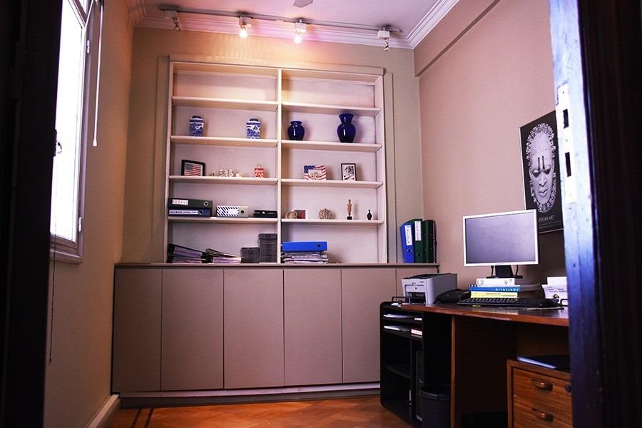 venta departamento  recoleta 4 dormitorios apto profesional
