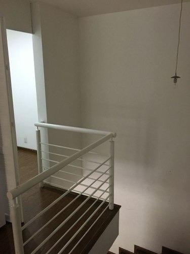 venta departamento roma norte terraza 1 recamara  estudio .