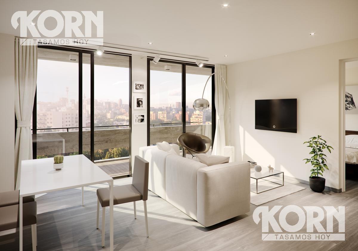venta departamento semipiso de 2 ambientes en palermo hollywood