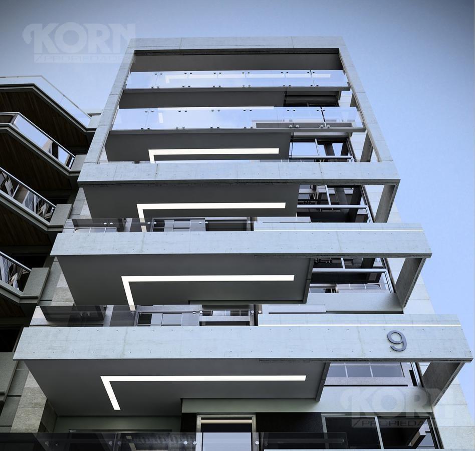 venta departamento semipiso de 4 ambientes con balcon aterrazado en caballito - en pozo
