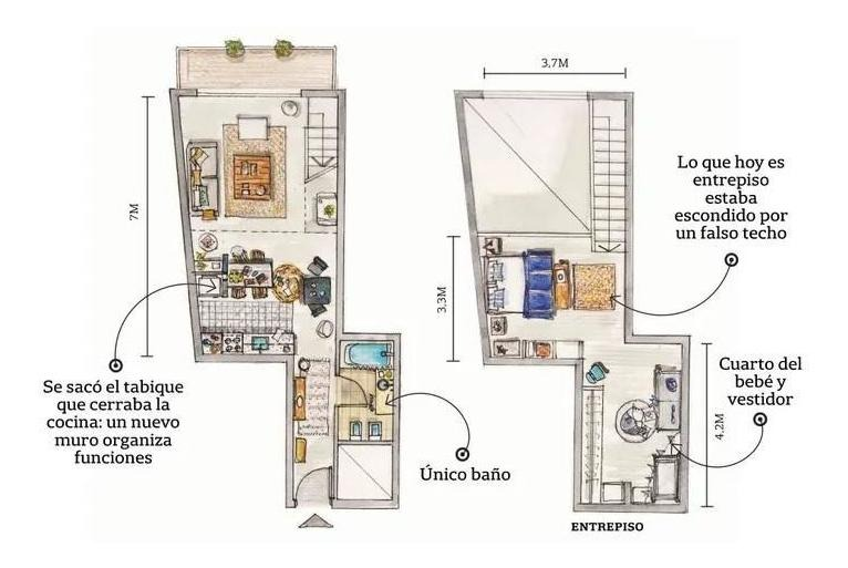 venta departamento - terrazas de la bahia i. nordelta