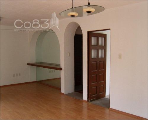 venta - departamento - tlalpan - 130 m2