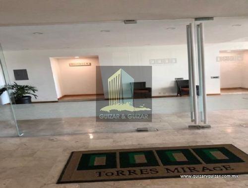 venta departamento torre mirage,la loma, santa fe