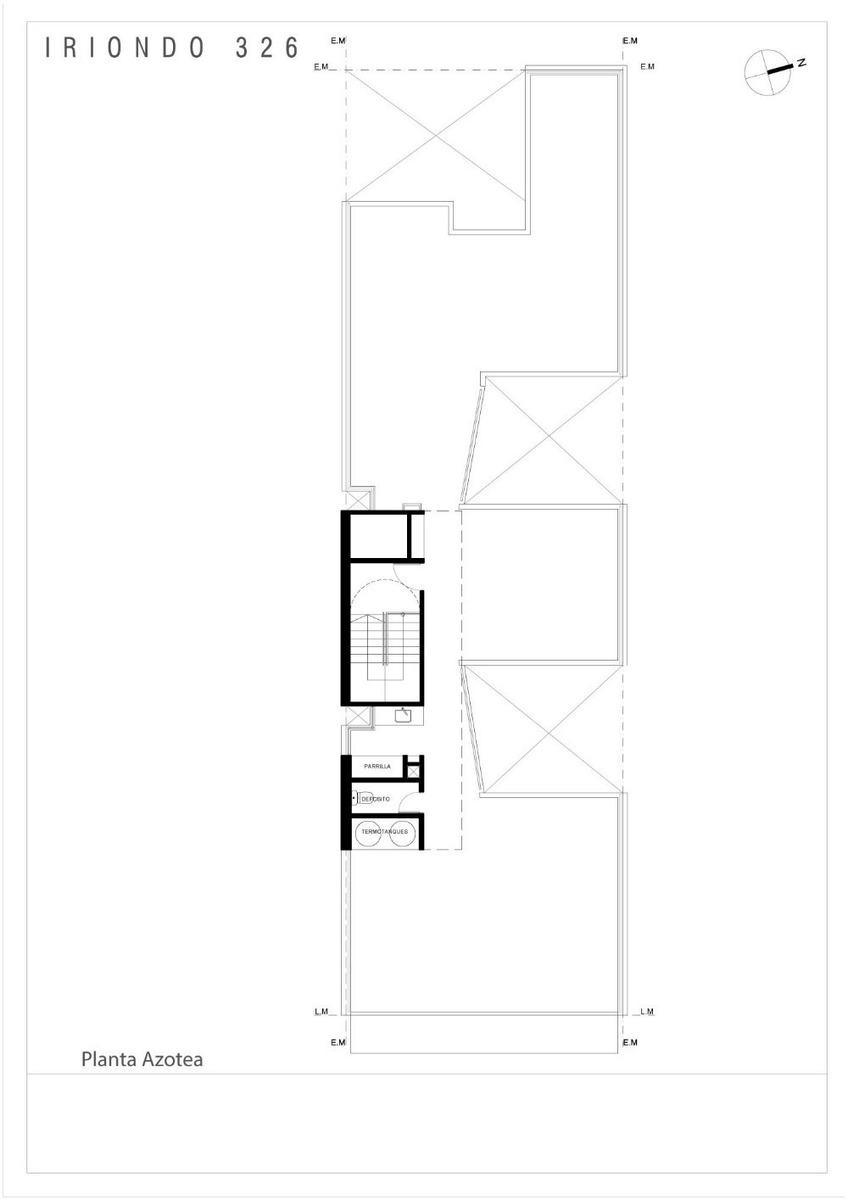 venta departamento un dormitorio echesortu 2021