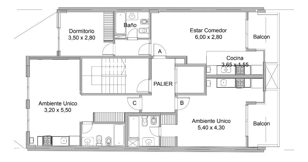venta departamento un dormitorio rioja y avellaneda avis