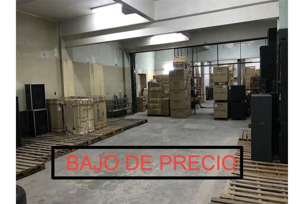 venta depósito de 200 m2 en distrito audiovisual