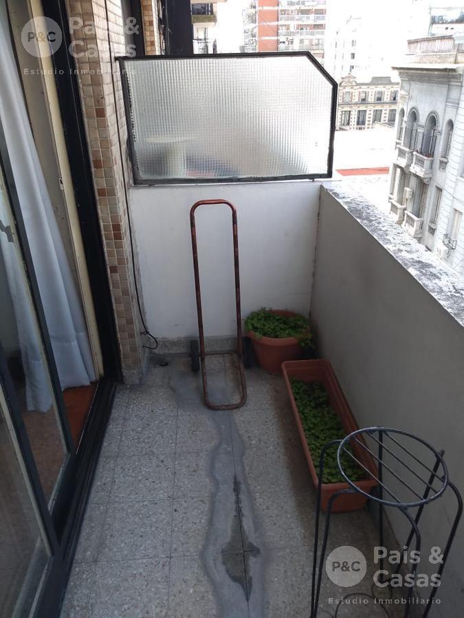 venta depto. 3 amb. en balvanera- c./ 2 balcones