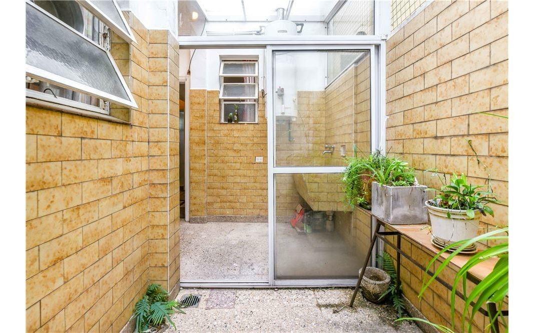 venta depto 3 ambientes con patio quilmes centro