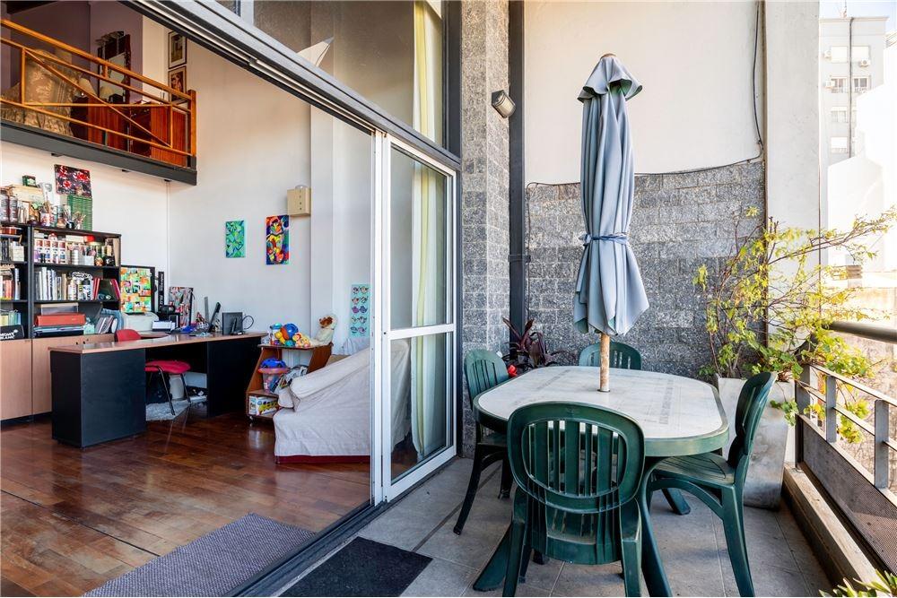 venta depto loft en colegiales cochera y amenities