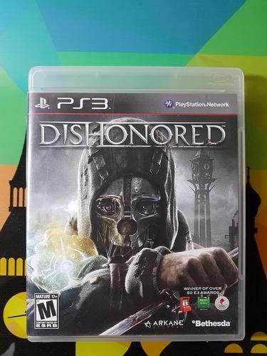 venta dishonored playstation 3 ps3