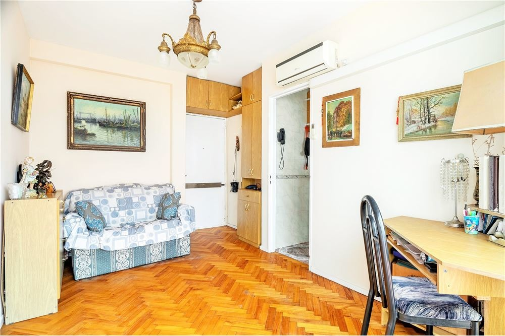 venta dos ambientes con balcón aterrazado
