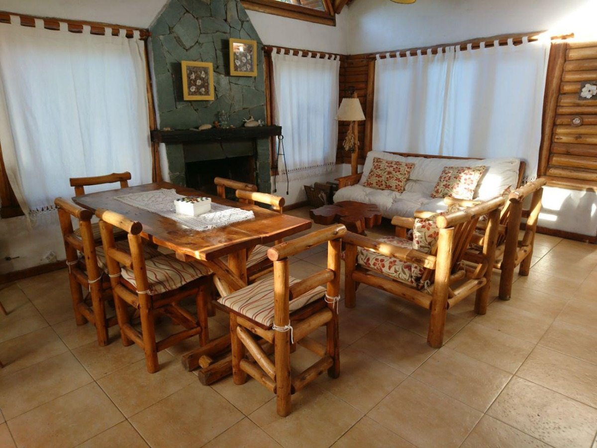 venta dos cabañas mar de las pampas (cod. v1320)