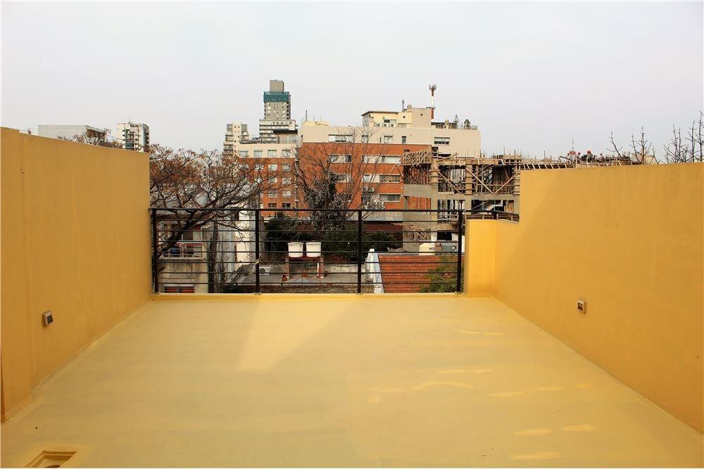 venta dpto 1-2 amb,terraza propia.cochera opcional
