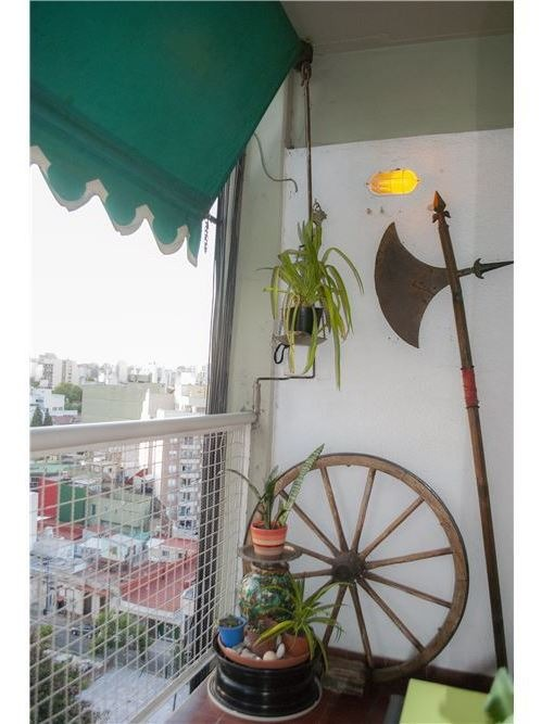 venta dpto. 4 ambientes en parque patricios