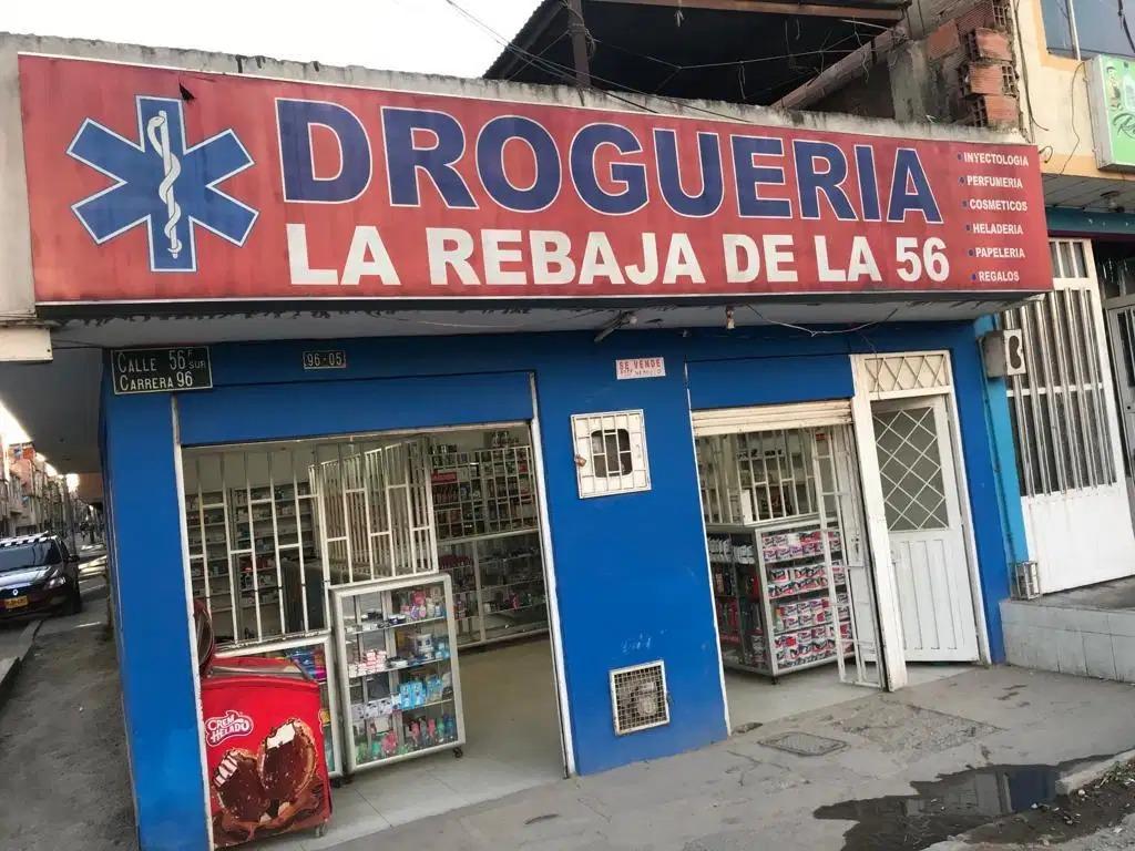 venta drogueria  santafe