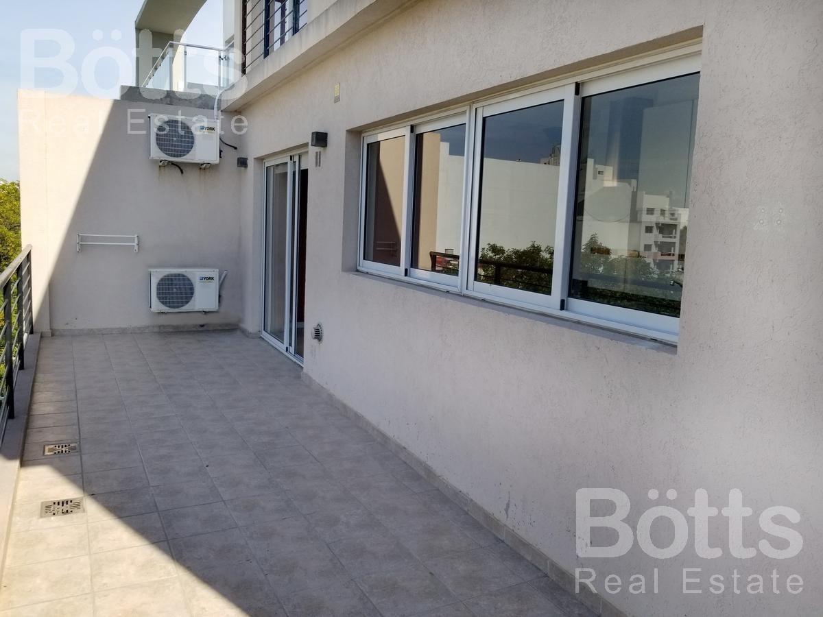 venta dúplex 2 ambientes balcón terraza a estrenar en parque chas