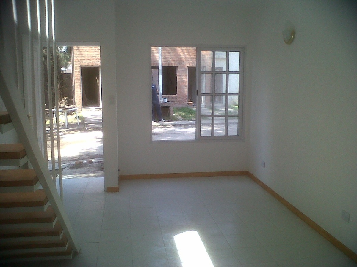 venta, duplex 3 amb, barrio privado, jose c paz