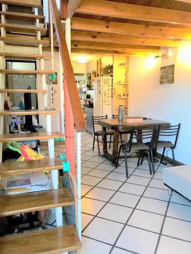 venta duplex 3 ambientes tipo chalet villa luzuriaga